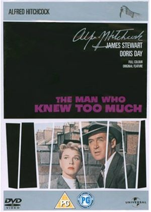 Man Who Knew Too Much (Hitchcock 1955)