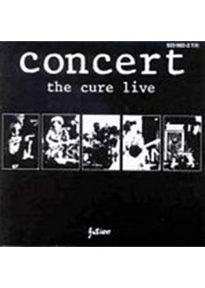 The Cure - Concert - The Cure Live (Music CD)