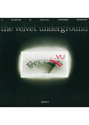 The Velvet Underground - VU (Music CD)