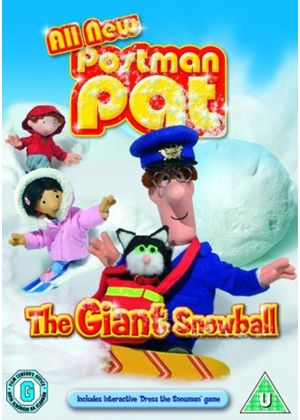Postman Pat - Postman Pat And The Giant Snowball