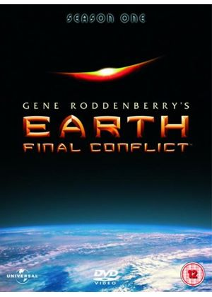 Earth Final Conflict - Series 1 (6 Discs)