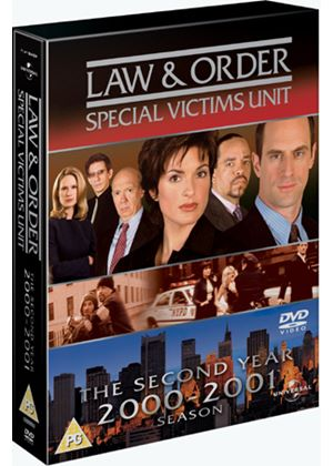 Law and Order - Special Victims Unit: Season 2