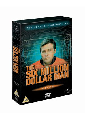 The Six Million Dollar Man - Complete Season 1