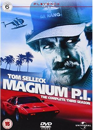 Magnum PI - The Complete 3rd Season (Box Set) (Six Discs)