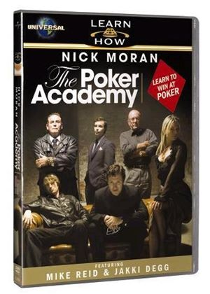 Poker Academy (Interactive DVD)