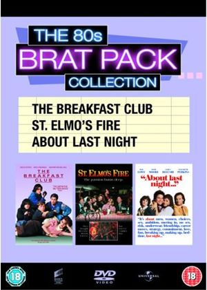 Brat Pack Collection - Breakfast Club / About Last Night / St Elmos Fire