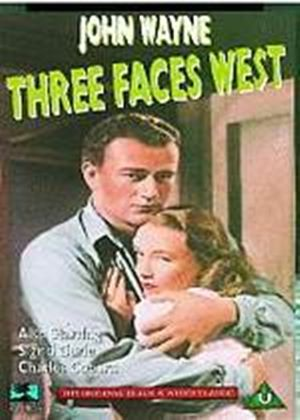 Three Faces West / Shepherd Of The Hills