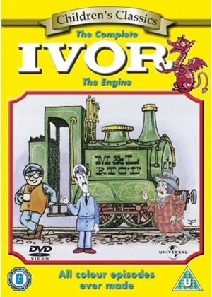 Ivor The Engine - The Complete Ivor The Engine (Animated)