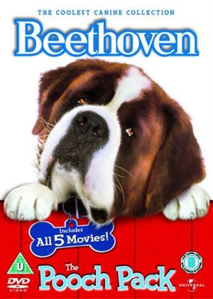 Beethoven Pooch Pack Box Set