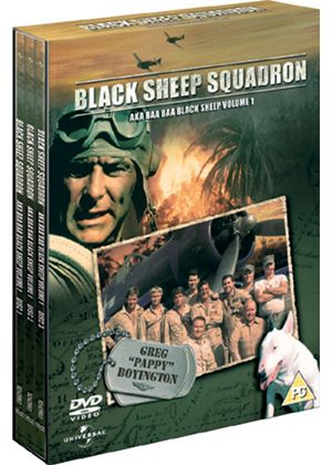 Black Sheep Squadron: Series 1 (1976)