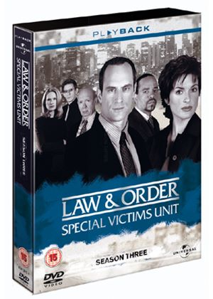 Law and Order - Special Victims Unit: Season 3