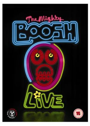 The Mighty Boosh -Live
