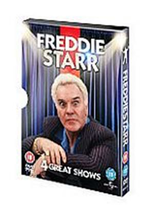 Freddie Starr Collection, The (Three Discs) (Box Set)