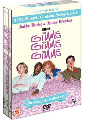 Gimme, Gimme, Gimme - The Complete Boxset (Three Discs) (Box Set)
