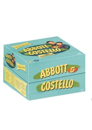 Abbott And Costello - The Collection (Box Set)(13 Disc)