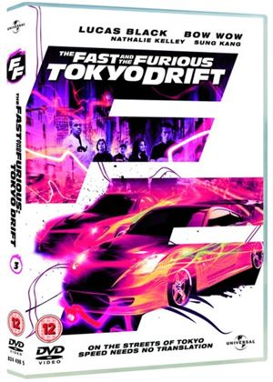 The Fast And The Furious - Tokyo Drift (1 Disc Edition)