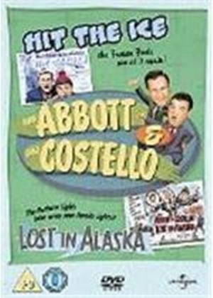 Abbott And Costello - Hit The Ice / Lost In Alaska