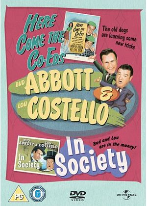 Abbott And Costello - Here Comes The Co-Eds/In Society