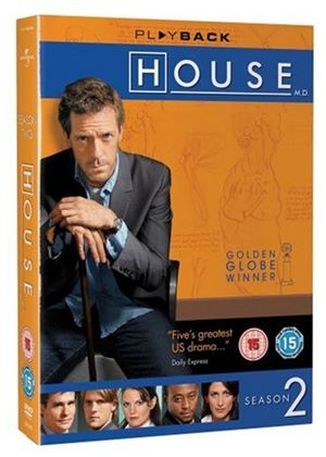 House - Season 2 (Six Discs) (Box Set)