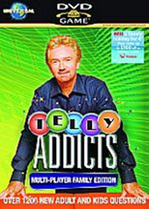 Telly Addicts 2 (DVD Interactive)