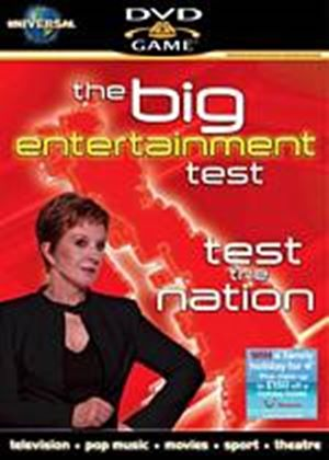 Test The Nation - The Great British Test (DVD Interactive)