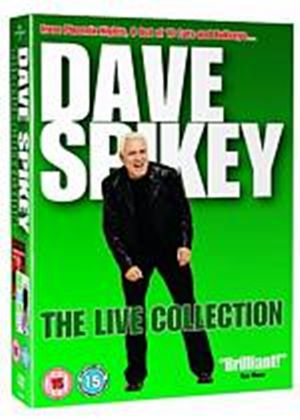 Dave Spikey - The Overnight Success Tour / Living The Dream Live (Two Discs)