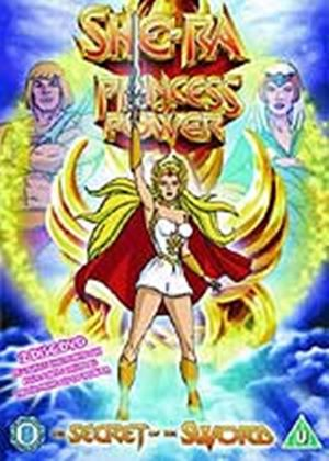 She-Ra - The Secret Of The Sword (2 Discs)