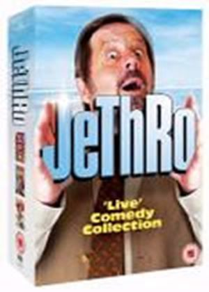 Jethro - Rule Britannia / Only For The Barmy / In The Madhouse (Three Discs) (Box Set)