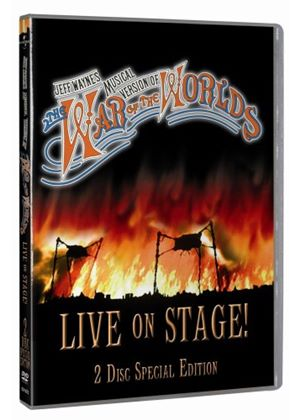 The War Of The Worlds Live (Two Discs) (Special Edition)
