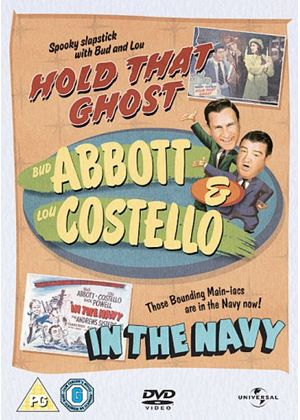Bud Abbott And Lou Costello - Hold That Ghost / In The Navy