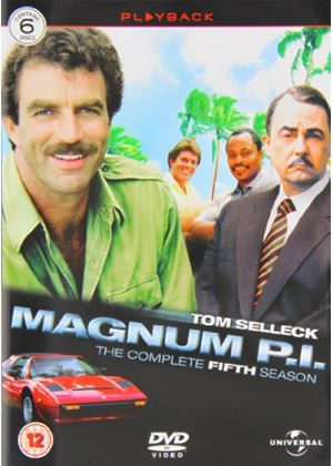 Magnum PI - The Complete 5th Season (Box Set) (Six Discs)