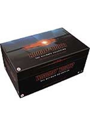 Knight Rider: The Ultimate Collection - Complete Seasons 1 - 4 Box Set (26 Discs)