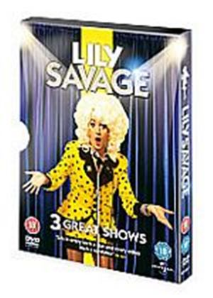 Lily Savage (Three Discs) (Box Set)