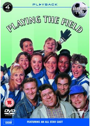 Playing The Field - Series 1 And 2 - Complete (Four Discs)