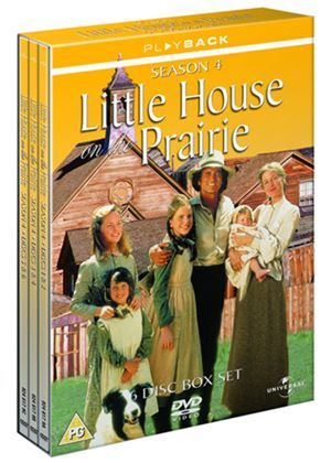 Little House on the Prairie: Season 4 (1978)