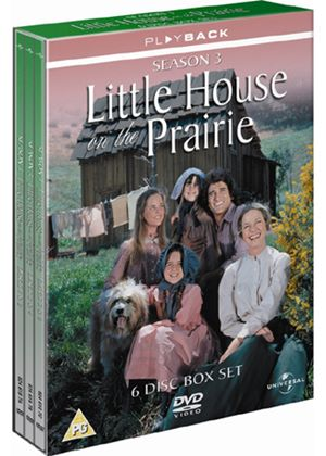 Little House on the Prairie: Season 3 (1977)