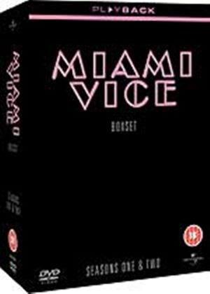 Miami Vice - Series 1 And 2