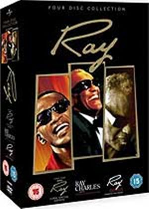 Ray Charles - Gospel / An Evening With / Ray The Movie (Four Discs) (Box Set)