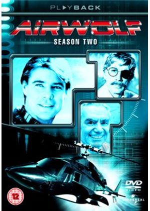 Airwolf - Season 2