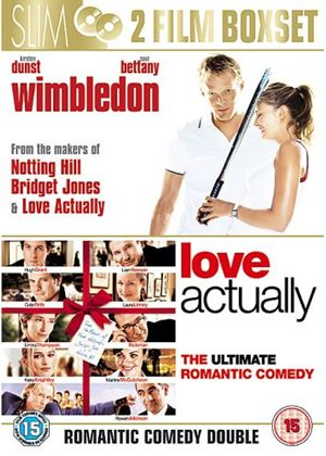 Wimbledon / Love Actually (Two Discs)