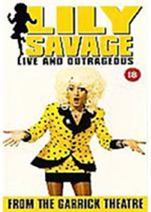 Lily Savage - Live And Outrageous At The Garrick Theatre