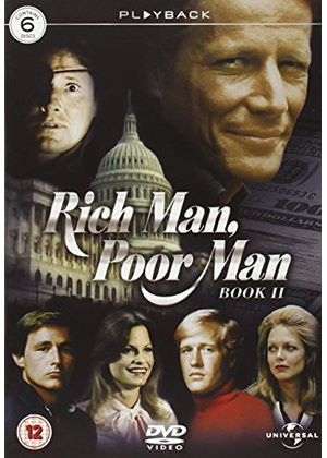 Rich Man Poor Man - Book 2