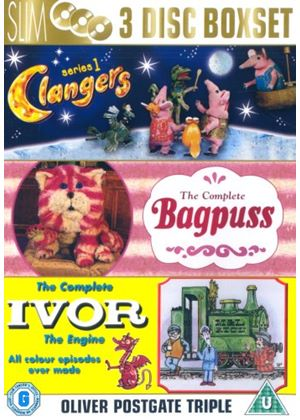 Clangers / Bagpuss / Ivor The Engine