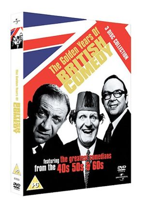 Golden Years Of British Comedy - 40S / 50s / 60s