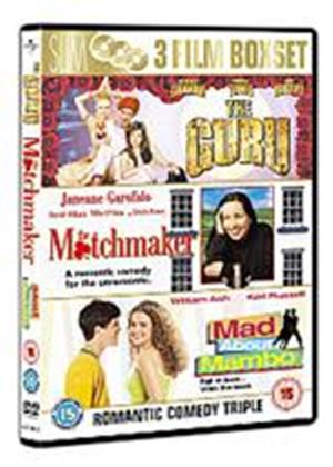 Romantic Comedy Collection - The Guru / The Matchmaker / Mad About Mambo