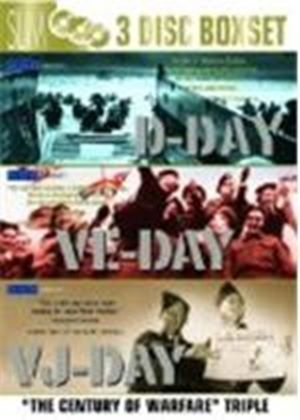 War Documentaries Collection - D-Day/VE Day/VJ Day (Box Set)(3 Disc)