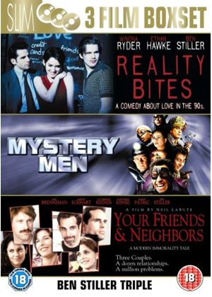 Mystery Men / Your Friends And Neighbours / Reality Bites