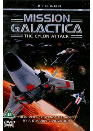 Mission Galactica - The Cylon Attack (Battlestar Galactica) (1980)