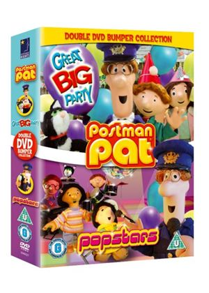 Postman Pat - Great Big Party And Popstars