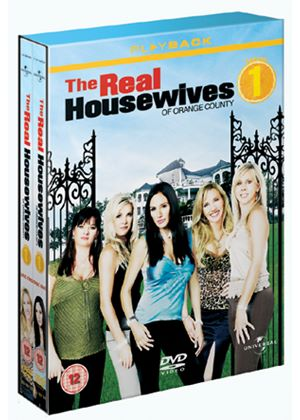 Real Housewives Of Orange County - Series 1 - Complete